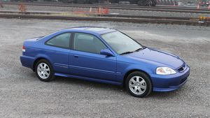 Driving a 1999 Honda Civic Si today is a good as you remember