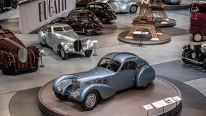 Daily Briefing: Mullin to Reopen, Barrett-Jackson Fall Auction