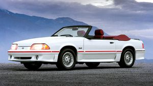 Buyer's Guide: The plentiful, affordable, 5.0-powered 1987-93 Ford Mustang