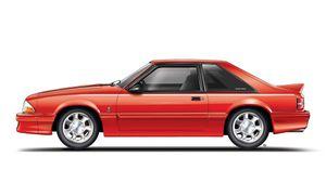 Buyer's Guide: 1993 Ford Mustang SVT Cobra