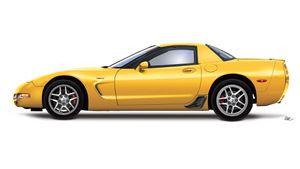 2001-2004 Chevrolet Corvette Z06 Buyers Guide