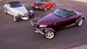 Twenty years on, there's still a lot to love about the Plymouth (and Chrysler) Prowler