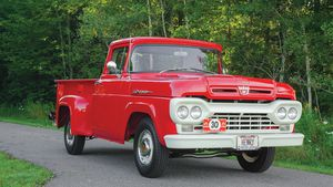 1957-'60 Ford F-100 Buyers Guide