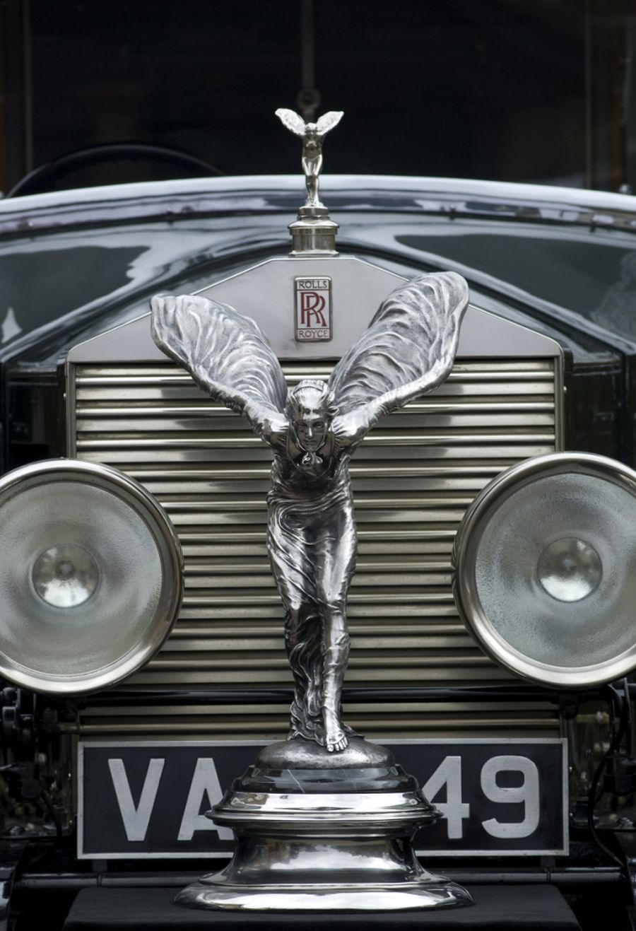 New Rolls Royce Spirit Of Ecstacy Showroom Statues Now Available Hemmings