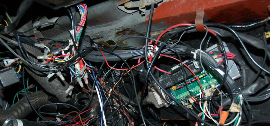 In our garage: Fixing decades of automotive wiring hacks | HemmingsHemmings Motor News