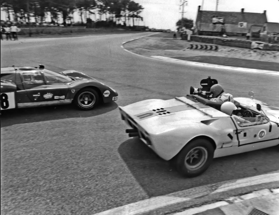 Behind The Scenes At Quot Le Mans Quot Mcqueen Gets Read The Hemmings