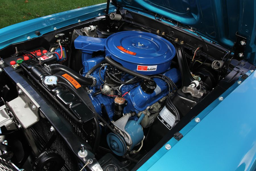 Improve The Appearance Of Your Vintage Vehicle S Engine Bay In Hemmings