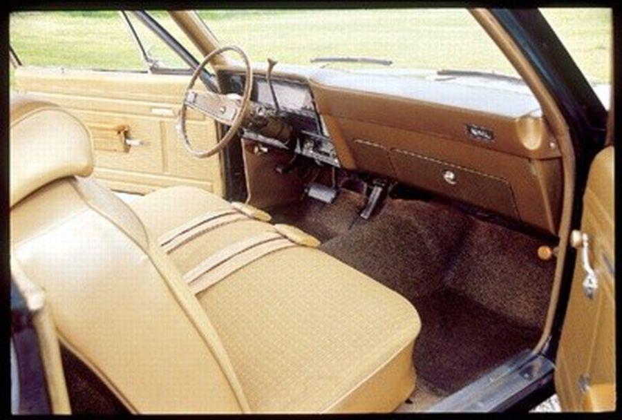 1970 1972 Chevrolet Nova Hemmings
