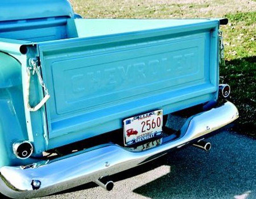 Works With 1955 1956 1957 1958 1959 CHEVY PICKUP TRUCK GMC Pickup Truck ROCKER PANELS PAIR Motor City Sheet Metal