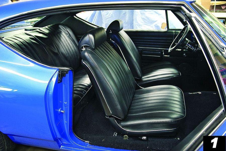 Modern Seat Installation Hemmings, Aftermarket Muscle Car Seats