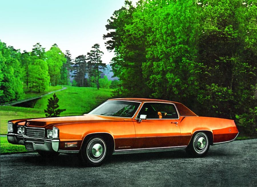 Cadillac 472 500 V 8 Hemmings