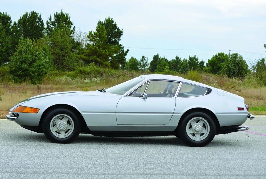 Ferrari Daytona Seats Hemmings