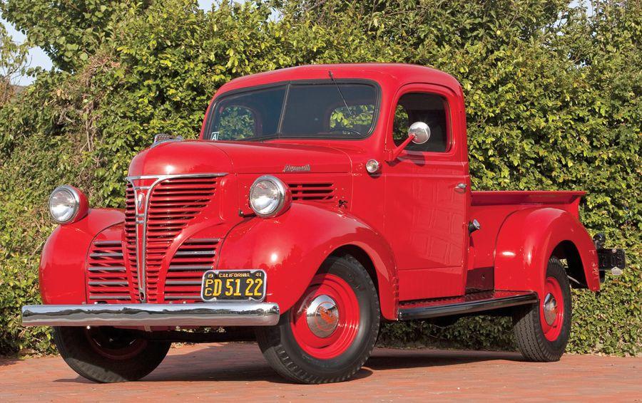 Chrysler DeSoto Mopar NOS Gasket Set Plymouth Dodge Truck 1954-1956 Dodge