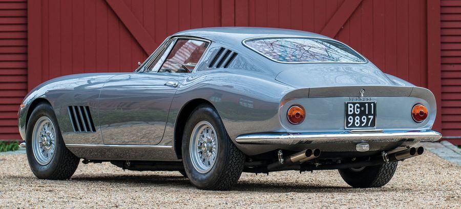 1965 Ferrari 275 Gtb Tops Rm Sotheby S Sale At Amelia Island Hemmings