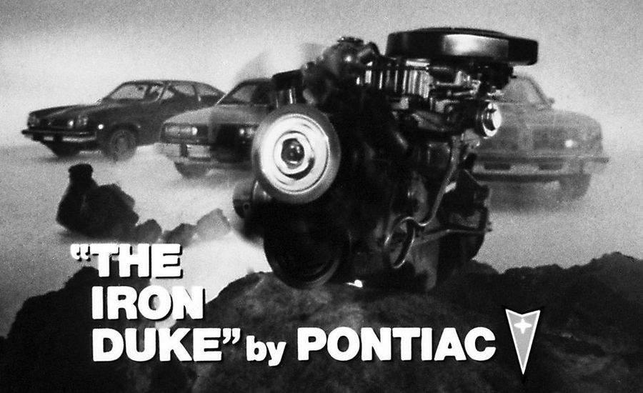 for the last time, the iron duke was not the same engine as the... |  hemmings  hemmings motor news