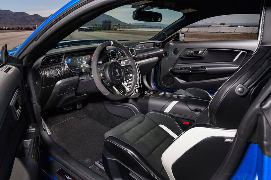 driving the 2020 ford mustang shelby gt500 hemmings 2020 ford mustang shelby gt500