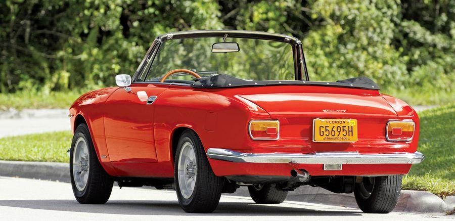 1964 Alfa Romeo Giulia Sprint Gtc Hemmings
