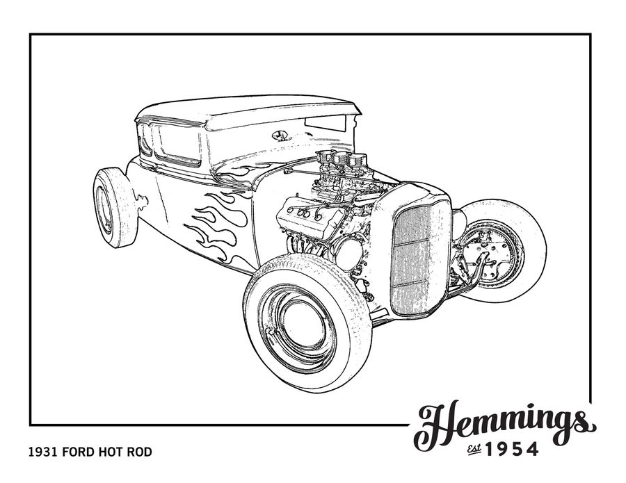 Ford coloring pages | Free Coloring Pages | 695x900