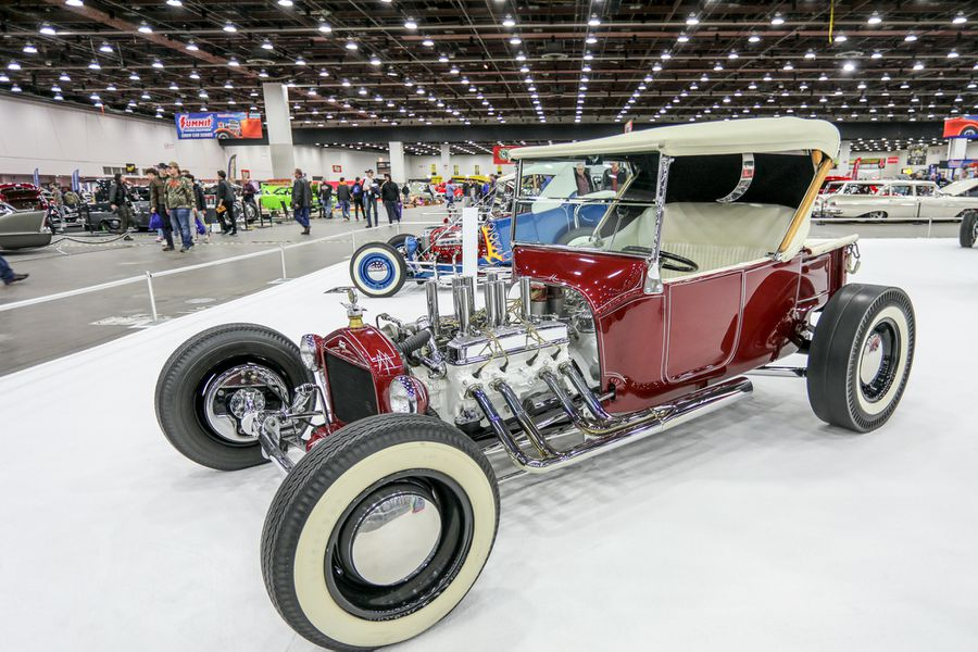 Why these five cars are the greatest hot rods of the 20th century | Hemmings