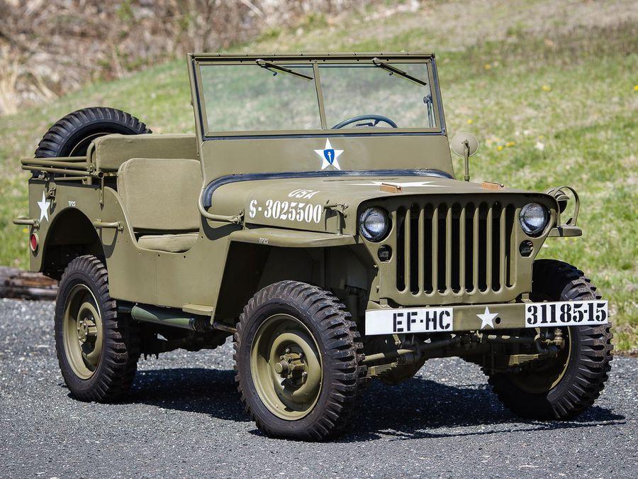 Civilian Jeep Air Cleaner Hose in Original Willys Box