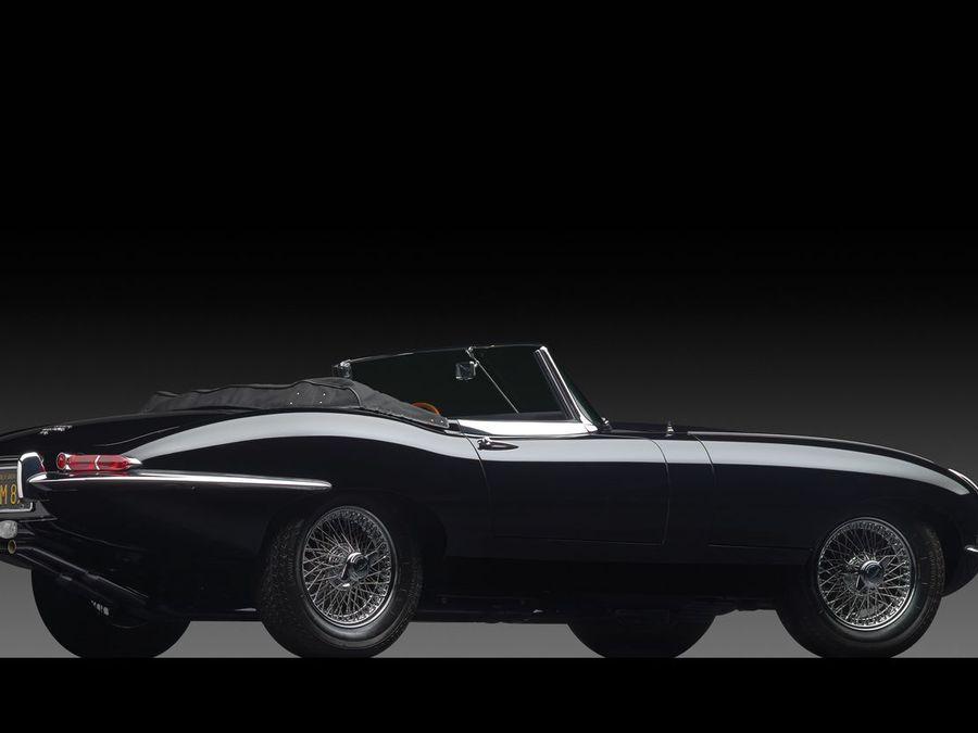 xke fuse box series i jaguar e type sets auction record at  467 500 hemmings  series i jaguar e type sets auction
