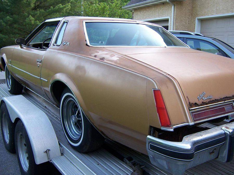 hemmings find of the day 1977 buick regal s r hemmings 1977 buick regal