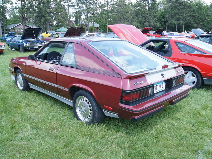Lost Cars Of The 1980s Dodge Shelby Charger Hemmings