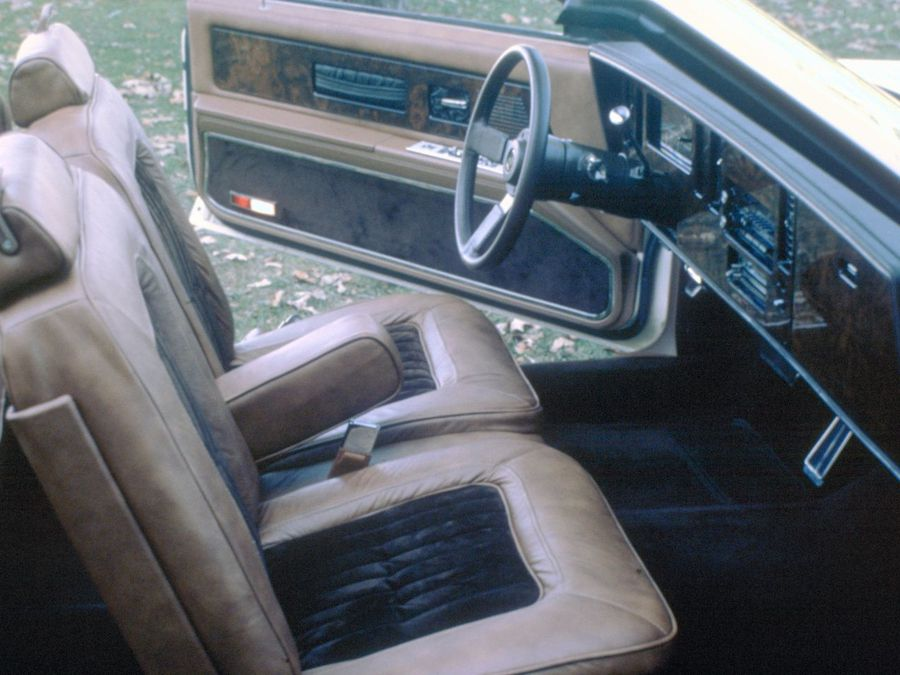 lost cars of the 1980s - 1982-1985 buick riviera convertible ... 85 buick fuse box  hemmings motor news