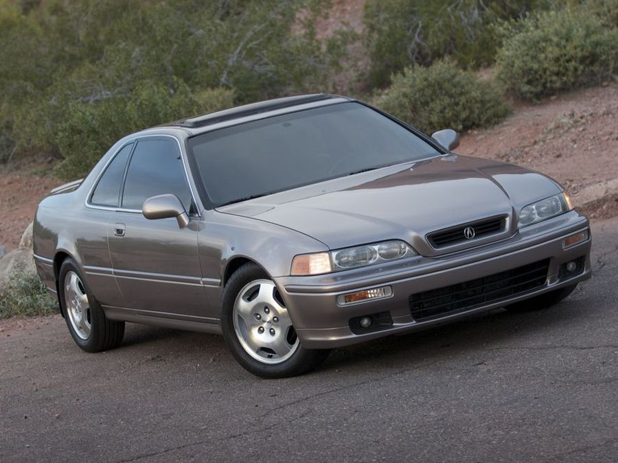 Legendary Celebrating A Now 531 500 Mile 1994 Acura Legend Coupe Ls Hemmings