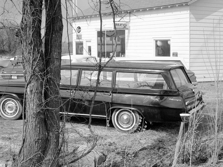 St Albans Vermont 1966 Hemmings