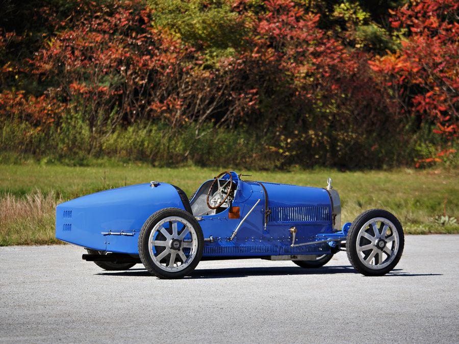 A Three Owner 1925 Bugatti Type 35 Grand Prix Seeks Caretaker Four Hemmings