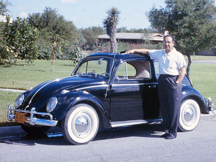 /' 72 VW Vintage Parts Vent Wing Convertable Glass,L or R Bug /' 65