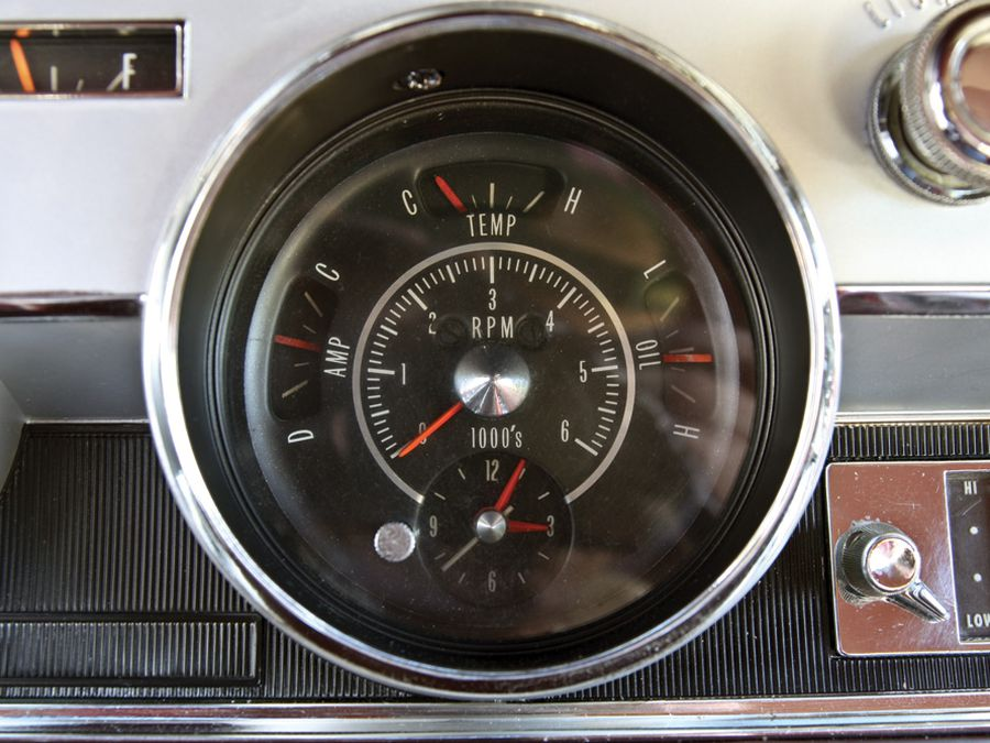 [SCHEMATICS_4ER]  GM's divisions offered stylish tachometer options for its... | Hemmings | Buick Hood Tach Wiring Diagram |  | Hemmings Motor News