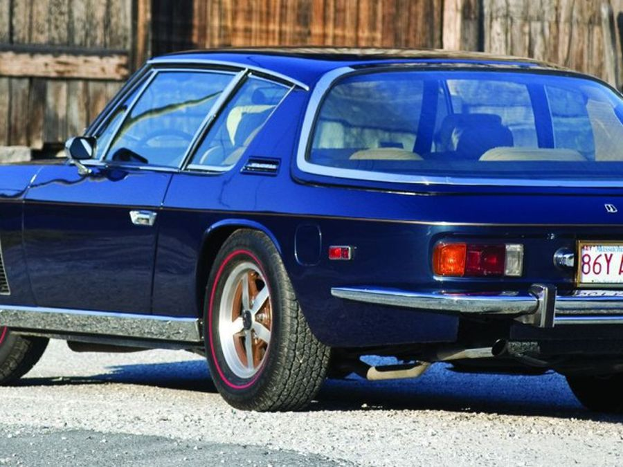 Jensen Interceptor Wiring Diagram