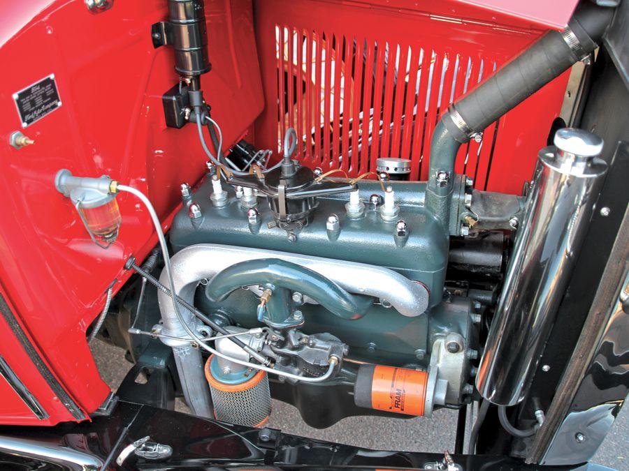 Période de haute tension Autocollant Classique Voiture Détail underbonnet moteur étiquette fil