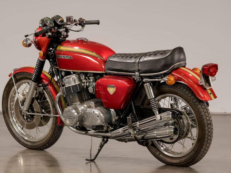 78-84 Honda CB750 /& CB900 Dohc Fours Motorcycle Manuals