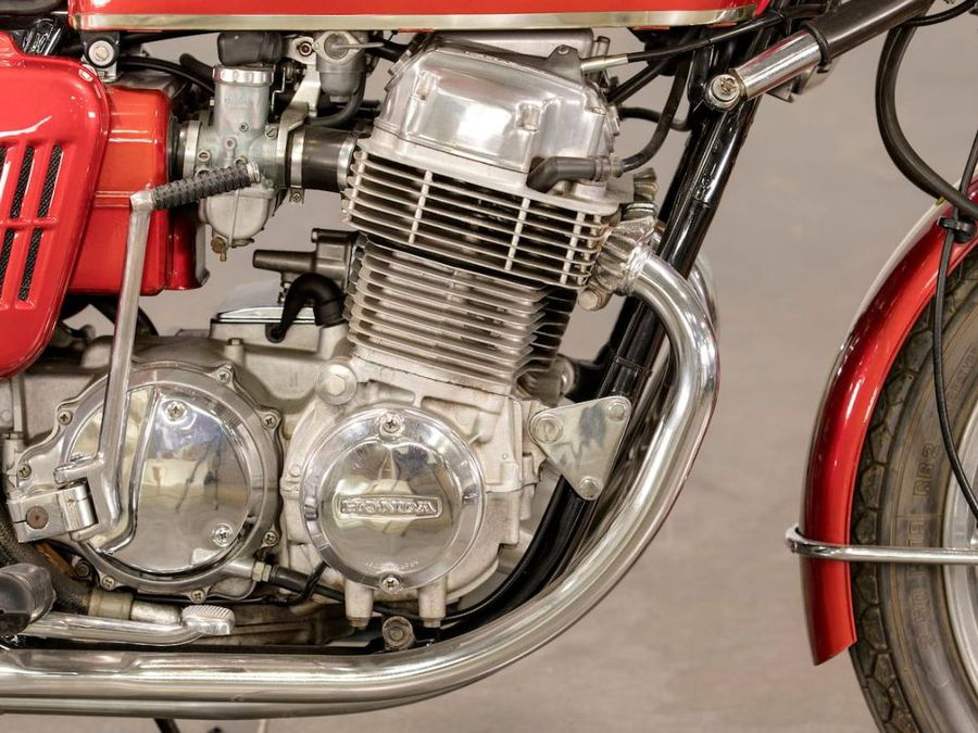 The Motorcycle That Re Wrote The Rulebook Honda S Cb750 Turns 50 Hemmings