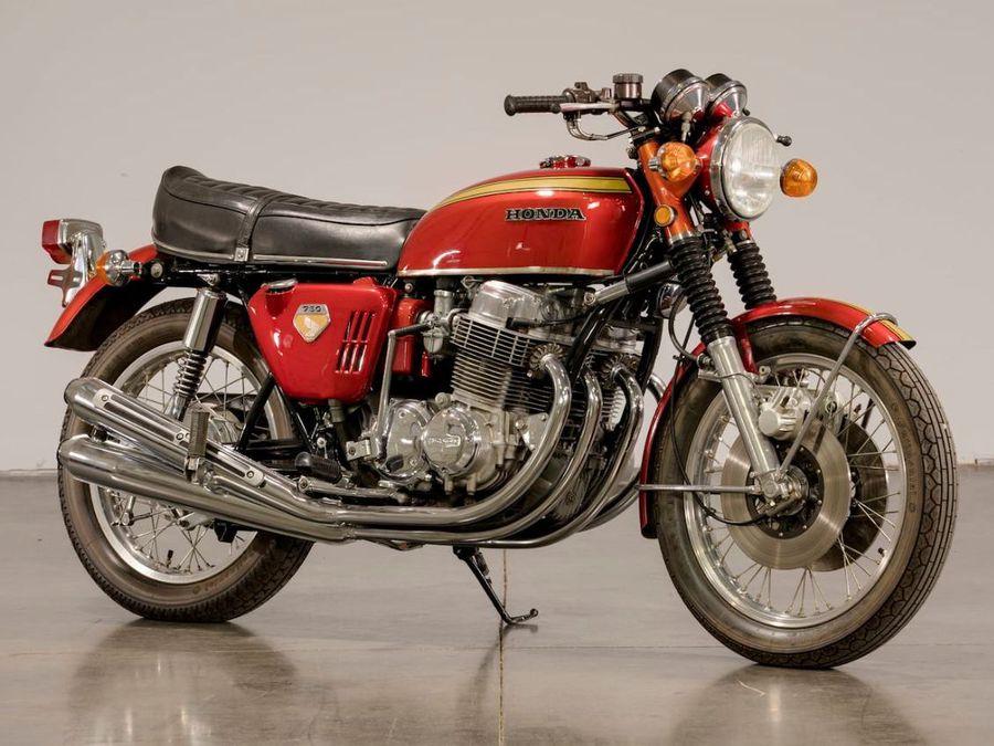 HONDA CB750 K5 CLUTCH LEVER 1970 TO 1975 MADE IN JAPAN SOHC