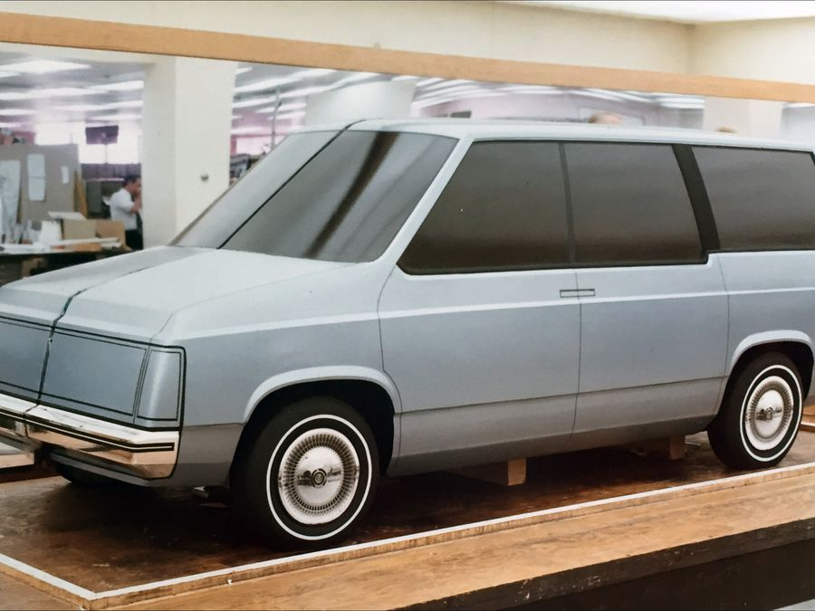 magic wagons and minivans how chrysler succeeded in downsizing hemmings magic wagons and minivans how chrysler