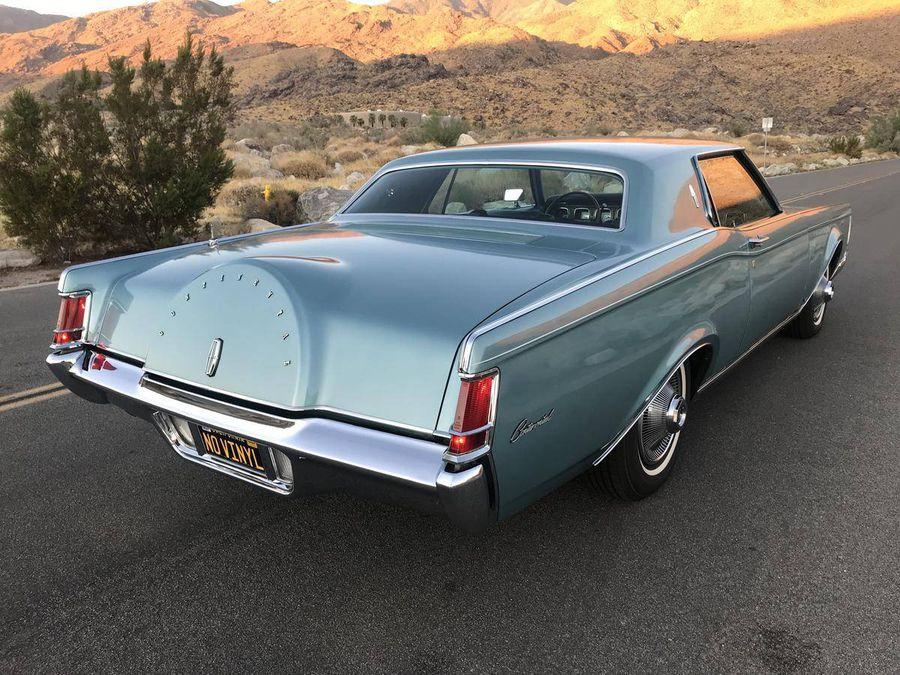 A Vinyl Roof Delete Completely Transforms The Character Of This Hemmings