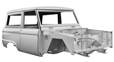 Dynacorn Introduces Reproduction Bronco Body Hemmings