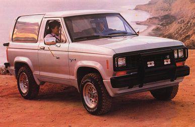 Lost Cars of the 1980s - Ford Bronco II | HemmingsHemmings Motor News
