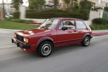 [SCHEMATICS_4ER]  Lost Cars of the 1980s - 1983-1984 Volkswagen Mark I GTI | Hemmings | 1984 Vw Rabbit Diesel Wiring Schematic |  | Hemmings Motor News