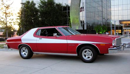 Claimed Starsky And Hutch Gran Torino Sells For 40 000 Hemmings
