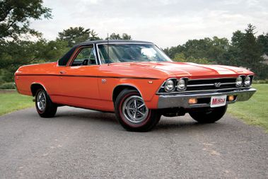 Year Make And Model 1969 Chevrolet El Camino Ss 396 Hemmings