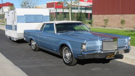 Hemmings Find Of The Day 1969 Lincoln Mark Iii Hemmings