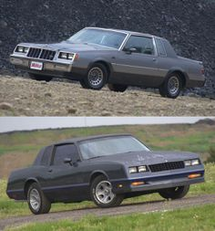 This Or That Season 2 1982 Buick Grand National Regal Or 1984 Hemmings