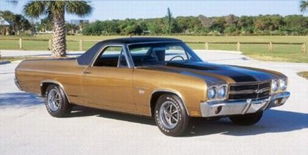 Chevrolet El Camino Ss454 1970 72 Hemmings