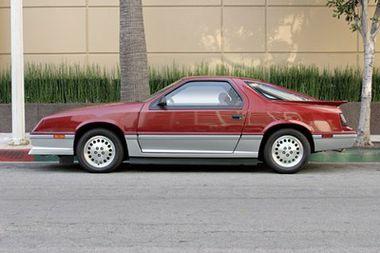 1984 86 Dodge Daytona Turbo Z Hemmings