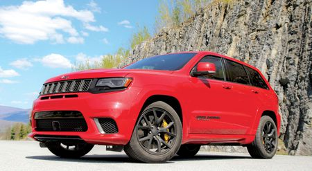 2019 Jeep Grand Cherokee Trackhawk Hemmings